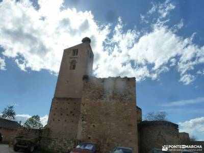 Río Cega,Santa Águeda–Pedraza; refugio de urriellu viajes comunidad de madrid jubilados fuentes